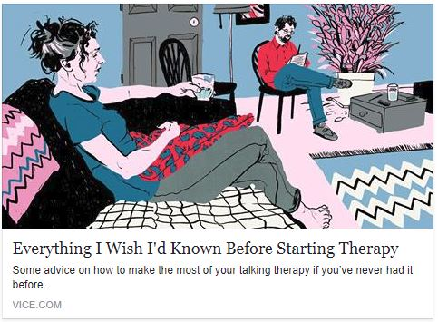 Getting The Most Out Of Your Psychotherapy